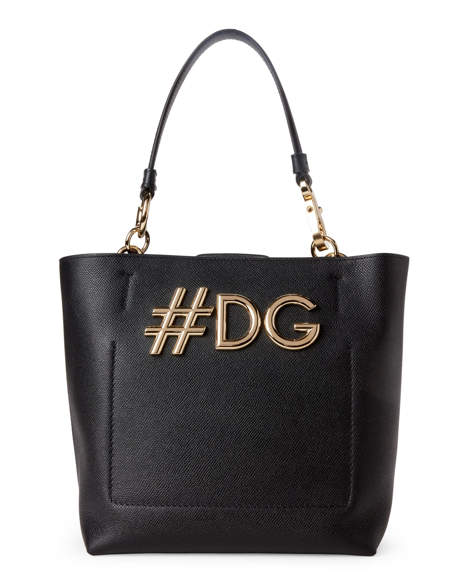 d2c4a043fd04 Black Beatrice Small Leather Shopping Tote | *Apparel & Accessories ...