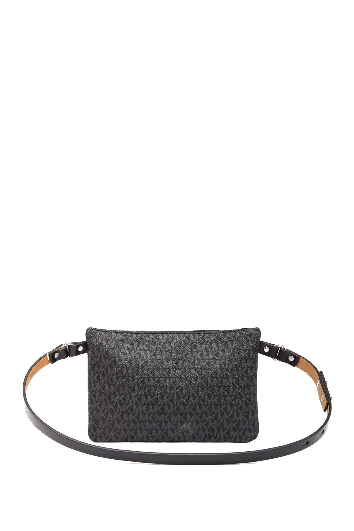 5fe64ca2ac48 Image of MICHAEL Michael Kors Pull Chain Belt Bag