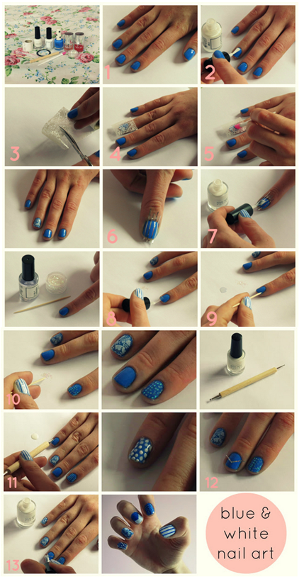 China Print Nails By Blogger Islay Using Rio Ultimate Nail Artist