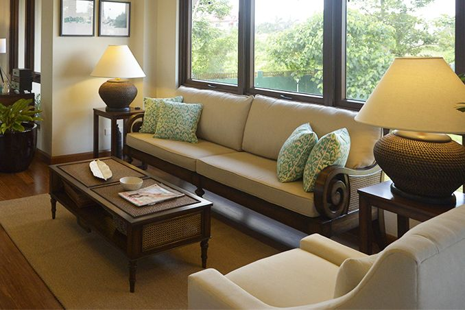 5 Design Ideas For A Modern Filipino Home Small House Interior Design Living Room Design Small Spaces Living Room Design Modern