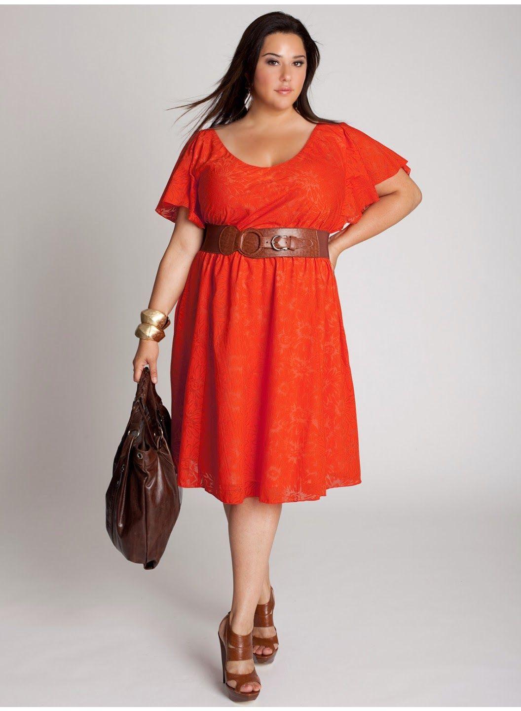 Moda en vestidos para gorditas : Atractivos vestidos para mujeres ...