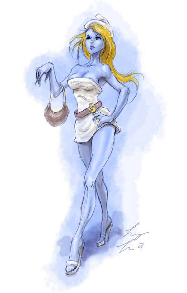 sexy-smurfette-gets-fucked