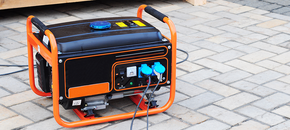 Pin about Portable generator and Dual fuel generator on
