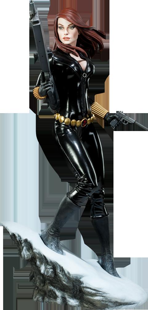 My husband got this Black Widow - Natasha Romanova Premium ...