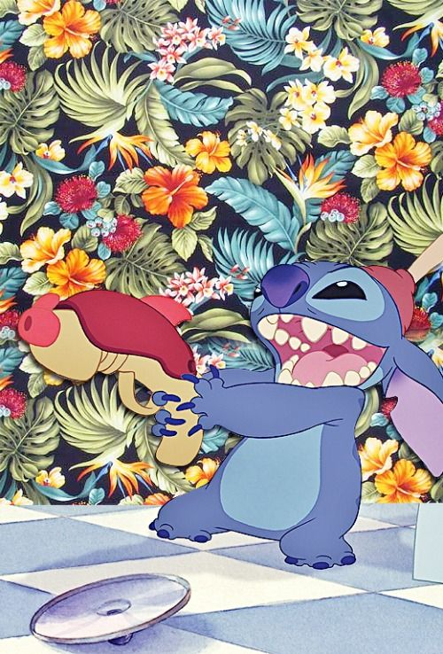 IPhone Backgrounds Lilo And Stitch By Request