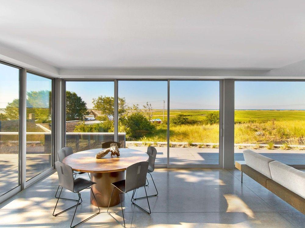 Cape Cod Beach House By Hariri Hariri Architecture Contemporary Beach House House Design Modern Architecture Design