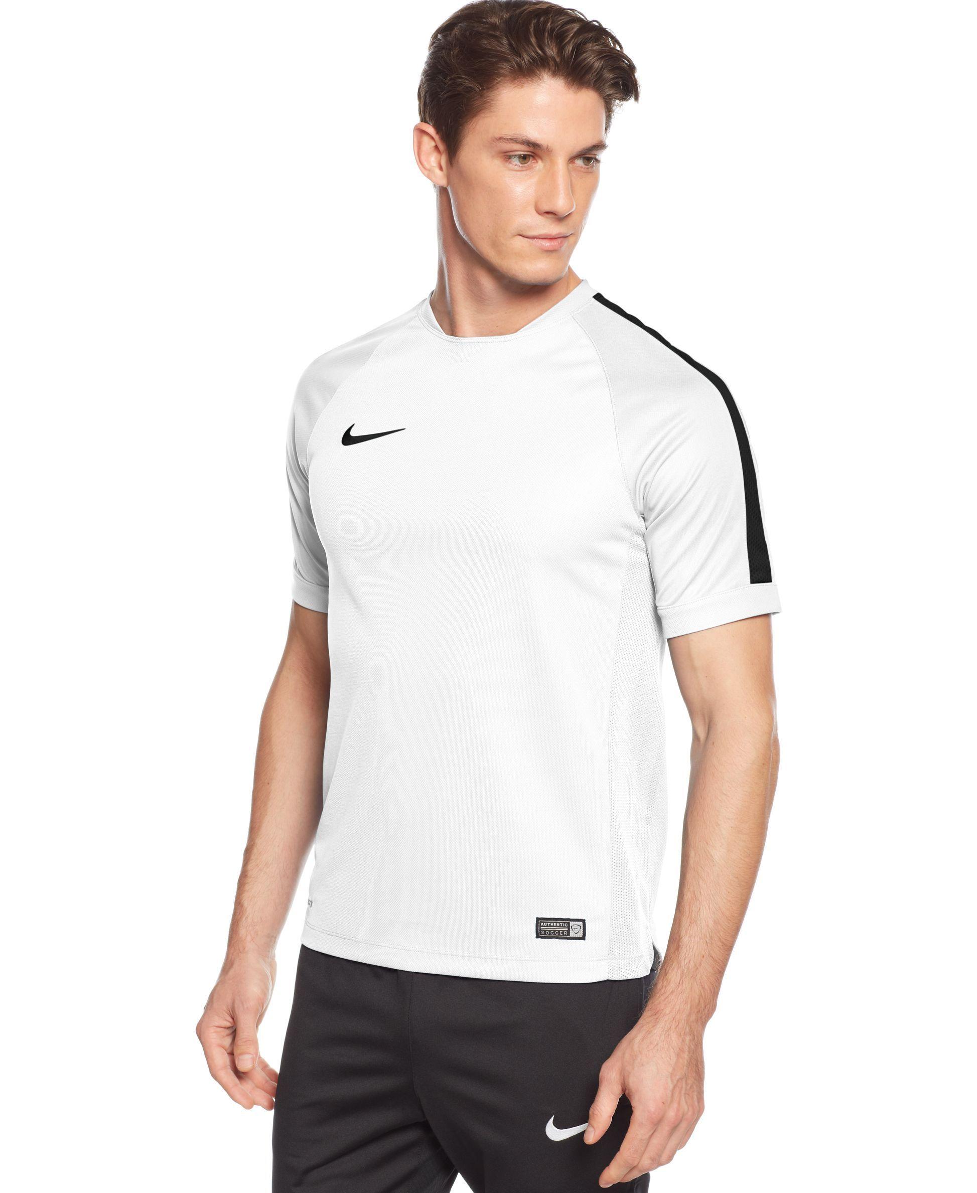 12c7244ca3854 Nike Squad Flash Dri-fit T-Shirt Camisa De Hombres