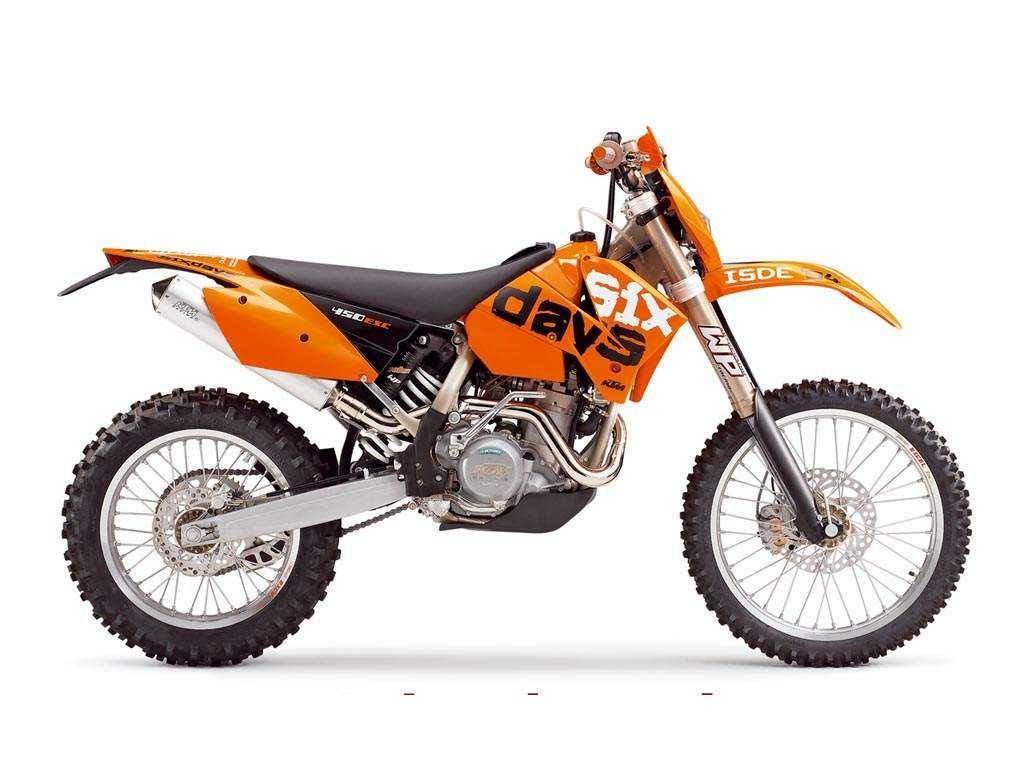 Ktm 450 Exc Ktm 250 Exc Ktm 200 Exc Ktm 250 Dirt Bike