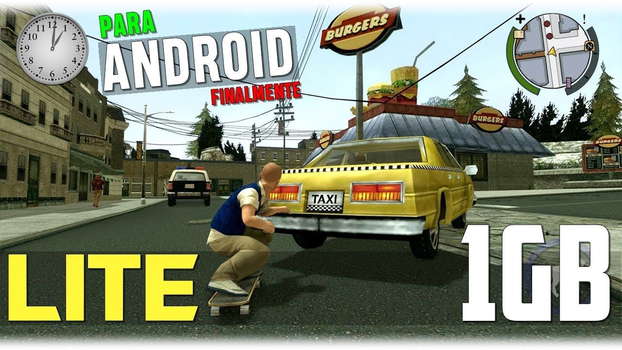 Download Bully Lite Para Android Apk Obb Versao Leve Bully