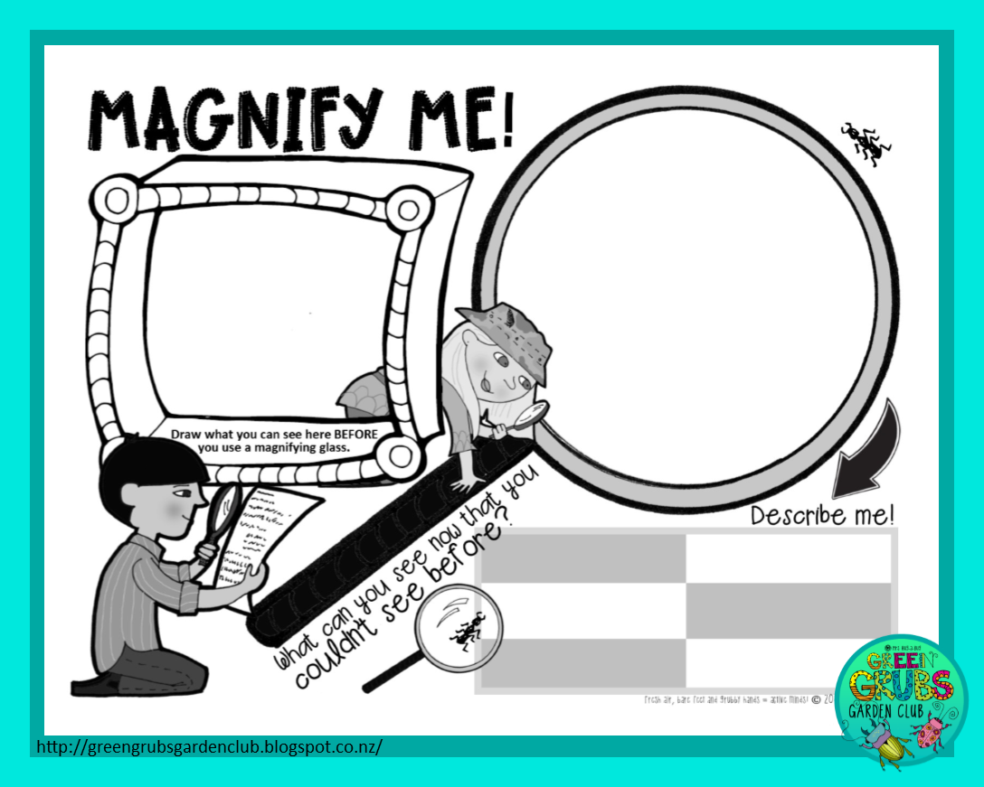 Free Printable Magnifying Glass Silliness Top Tips For