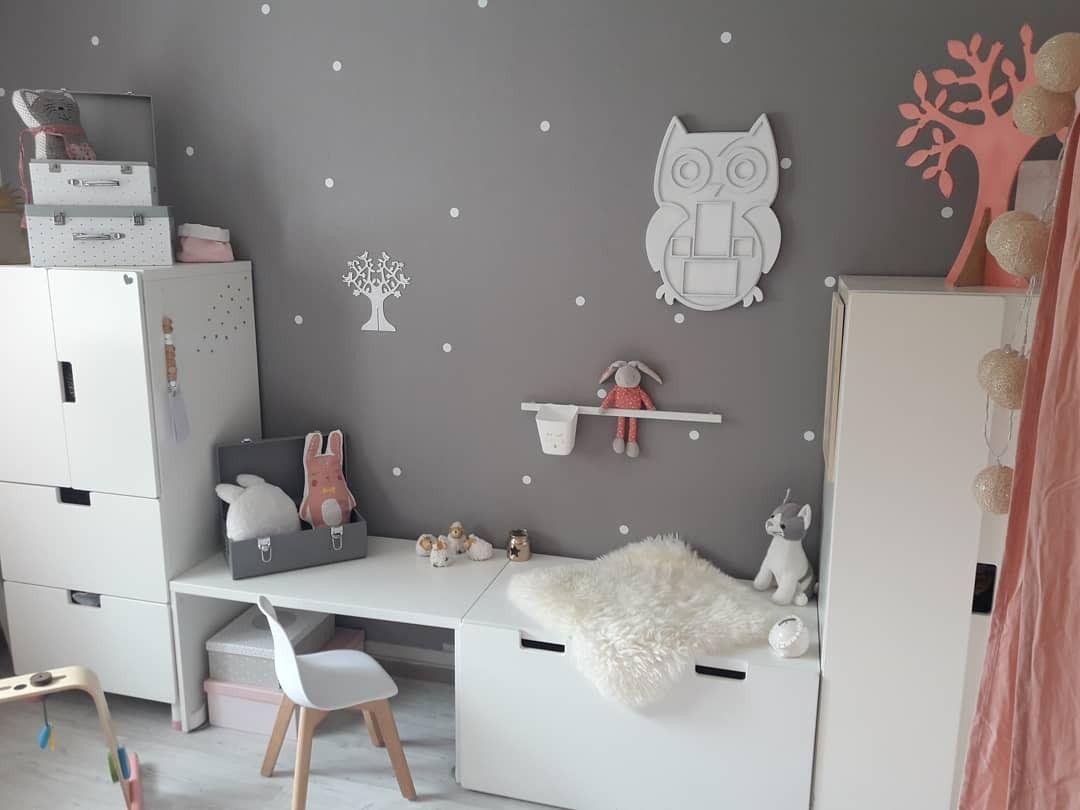Chambre Fille Stuva Ikea Chambre Enfant Deco Chambre Chambre Bebe