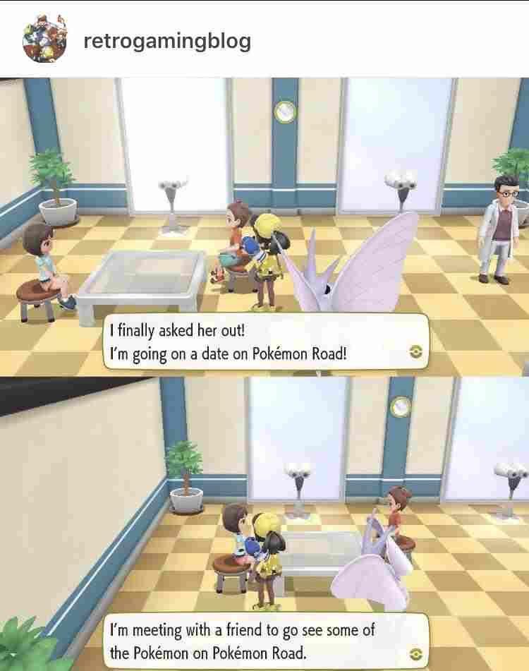 Ny post pokemon dating