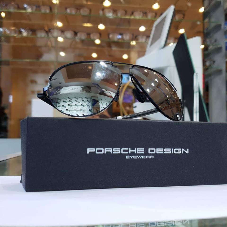 السعادة للبصريات توفر النظارات الشمسية من شركات عالمية تجدونهم في الطابق بقرية الشعب تفضلوا بزيارتنا Al Saada Op Porsche Design Design Electronic Products