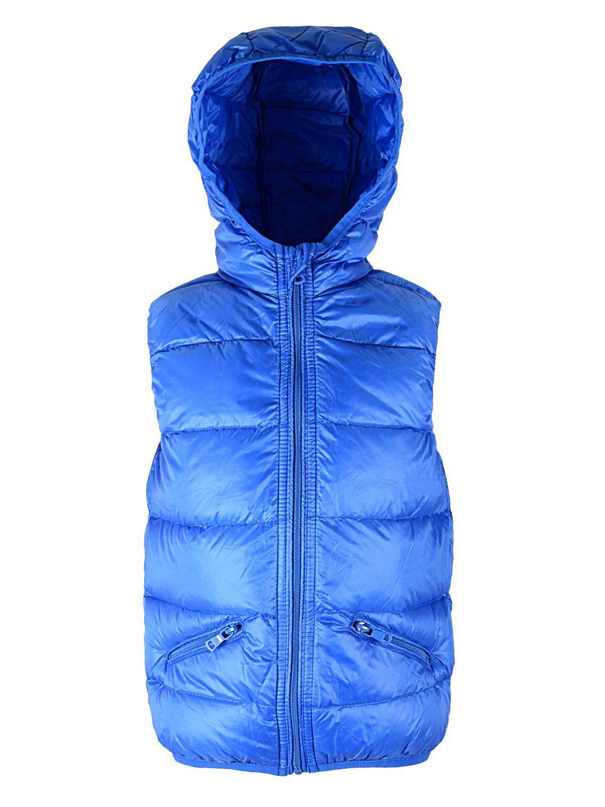 627d4f744 Boys  Outdoor Coat Packable Windproof Down Vest Warm Puffer Jacket ...