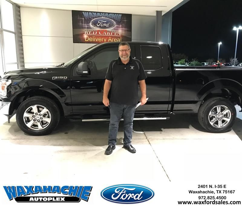 Waxahachie Ford Customer Review Jc did a great job. Was a pleasant ...