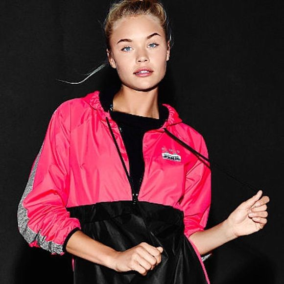 Victoria secret fleece lined jacket new Xs/s. New in package. PINK Victoria's Secret Jackets & Coats