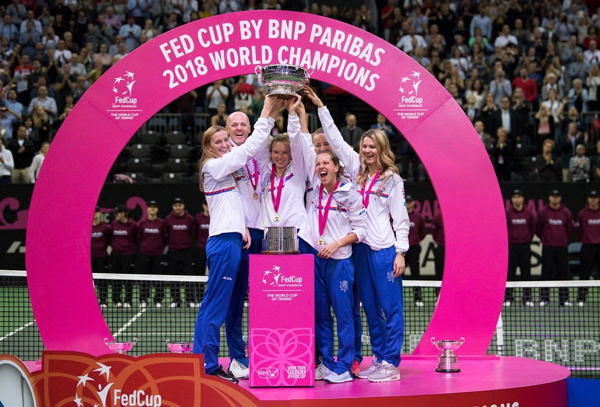 Fed Cup Live Scores