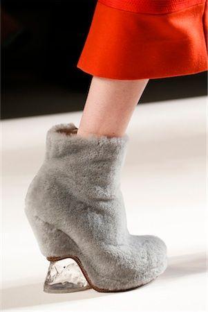ショートブーツがデザイン豊富に進化中。秋冬はそのクリエイションに注目すべし!【ヒール編】