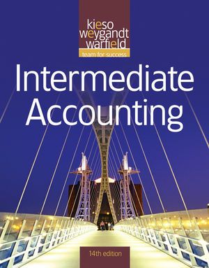 Solution manual for intermediate accounting 14th edition by kieso solution manual for intermediate accounting 14th edition by kieso instructor solution manual version http fandeluxe Gallery