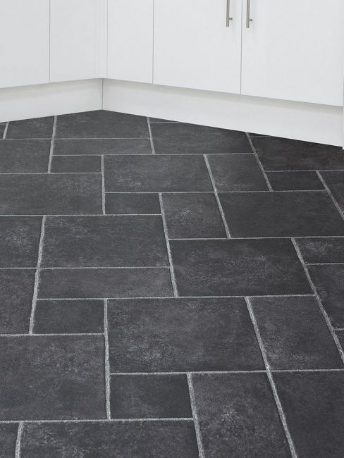 Vinyl Flooring Our Pick Of The Best Slate Kitchens And House