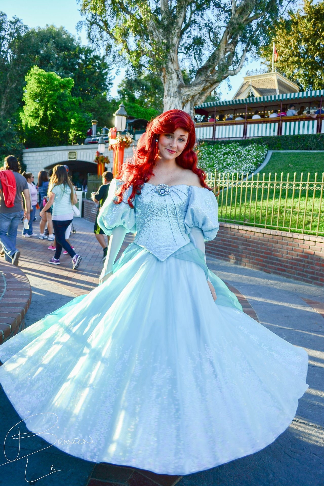 Ariel Face Character Redesign | Disney | Pinterest | Face characters ...