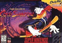 Donald In Maui Mallard In Cold Shadow Eurocom Super Nintendo