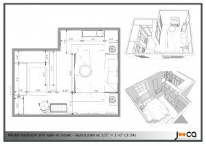 Best Average Size Of Master Bedroom Walk In Closet With Images 640 x 480