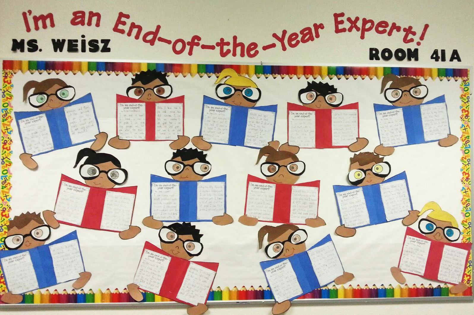 I M An End Of The Year Expert Students Get Excited To