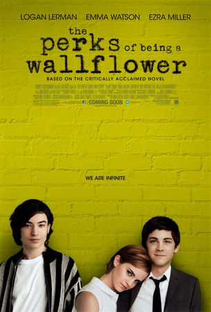 The Perks of Being a Wallflower - Very emotional movie. I enjoyed it, but it probably won't be one of the movies I watch a second time for pleasure. Very good story-line and acting, but the plot was a bit...all over the place, and a few facts were never cleared up.