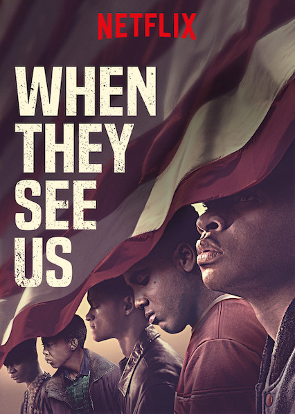 Is 'When They See Us' (2019) available to watch on UK
