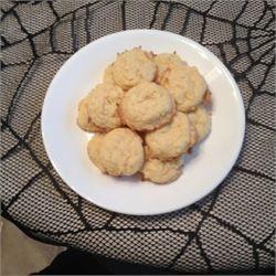 Easy Sweet Coconut Cookies - Allrecipes.com