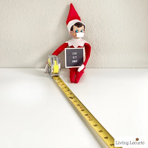 Pin on Christmas Elf On The Shelf