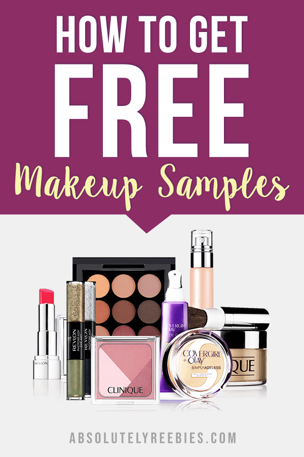 Learn How To Get Free Makeup Samples By Mail To Save Even More Money You Can Sign Up To As Many Free Makeu Get Free Makeup Makeup Samples Free Makeup Samples
