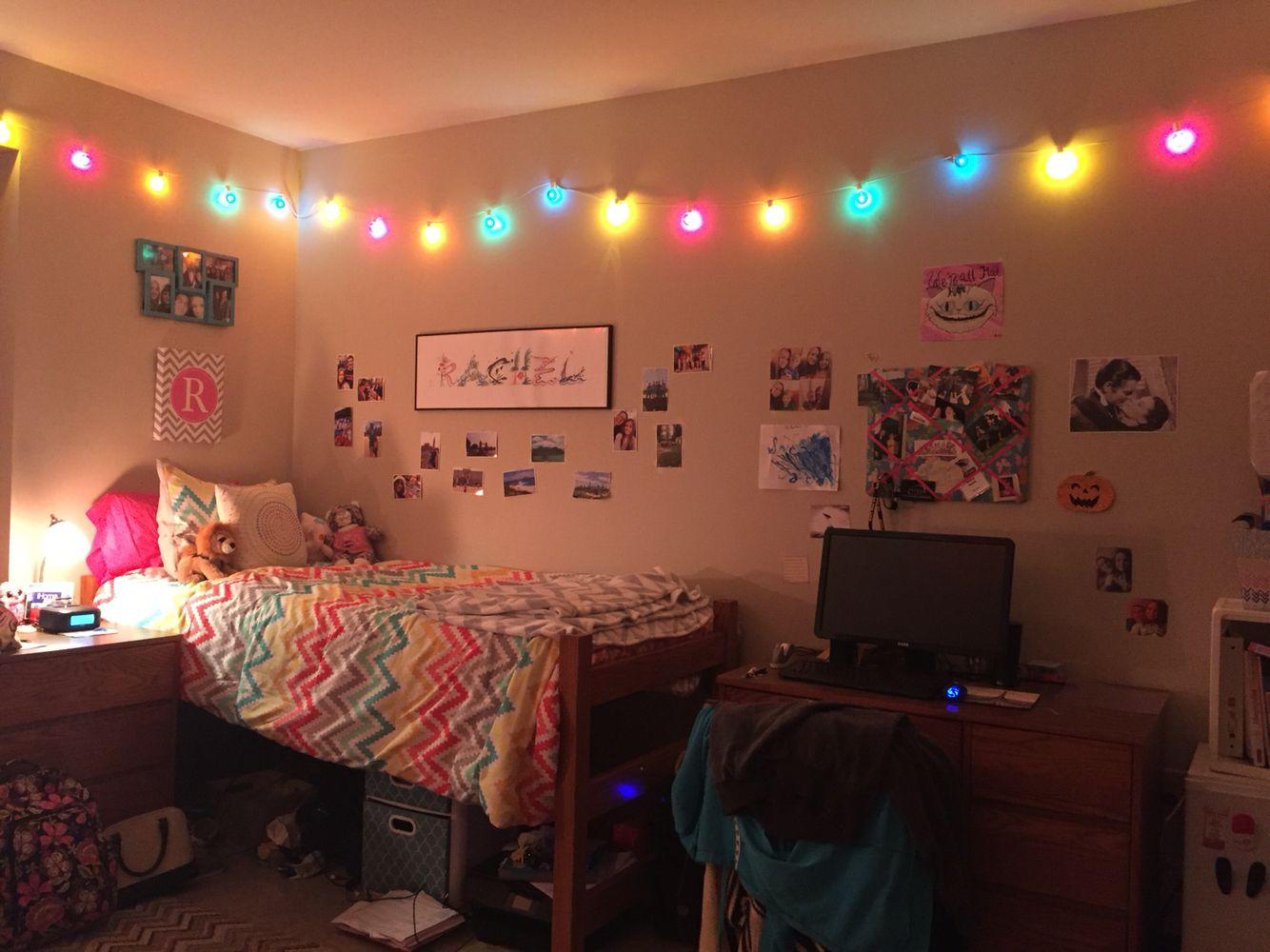 Dorm rooms lights - Room