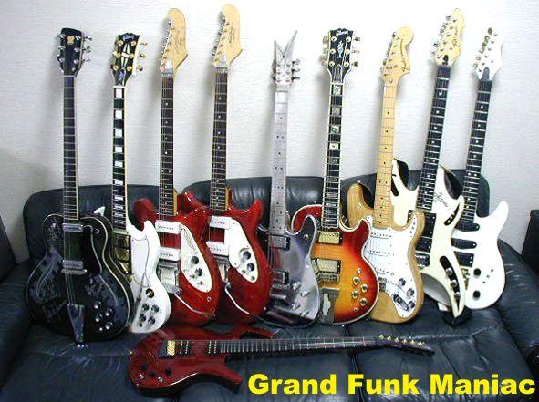 mark farner 39 s tone and technique the gear page guitar grand funk railroad music guitar. Black Bedroom Furniture Sets. Home Design Ideas