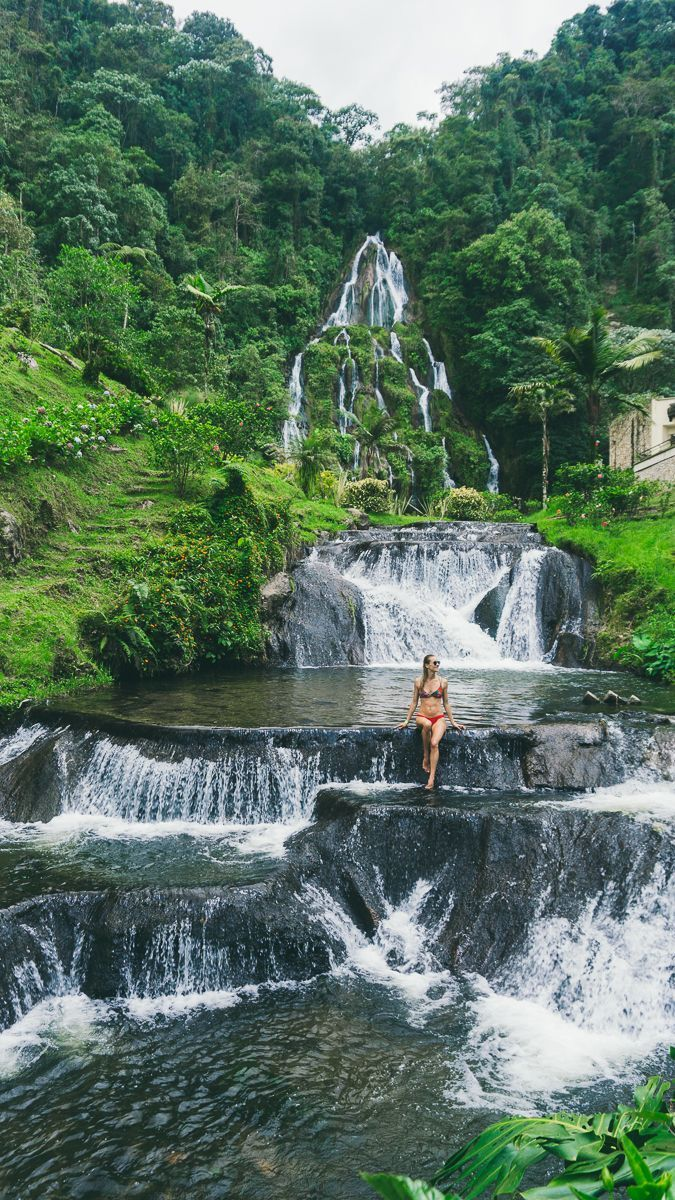 Colombia travel guide with all the top bucket list destinations! - Santa Rosa Hot Springs is a MUST Colombia Travel Destinations | Colombia Honeymoon | Backpack Colombia | Backpacking | Colombia Vacation | Colombia Photography | South America