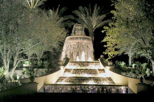 Fountain at Addison Reserve Landscape Architecture Krent ...  Palm Beach County Architecture