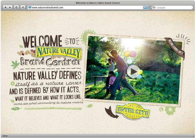 Amazing website design