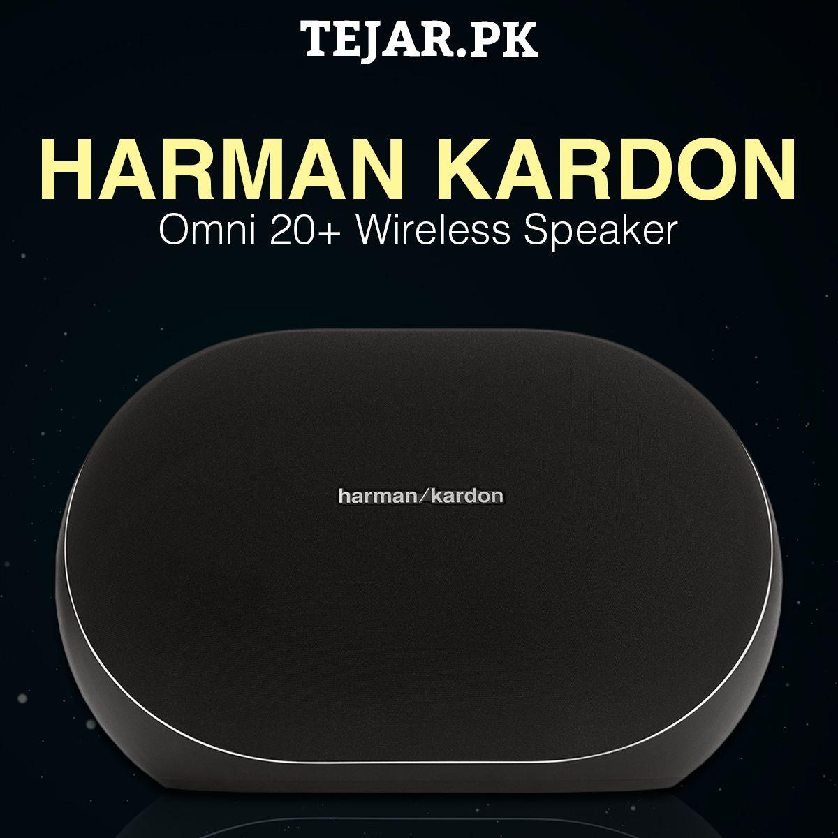 Harman Kardon Omni 20 Wireless Hd Stereo Speaker Harman Kardon Wireless Stereo Speakers