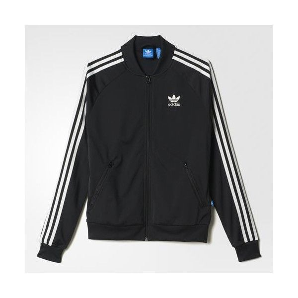 Buy Black adidas Originals Supergirl Track Top from the Next