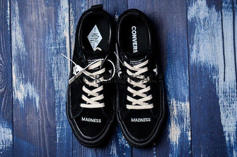 Converse Madness X Converse One Star