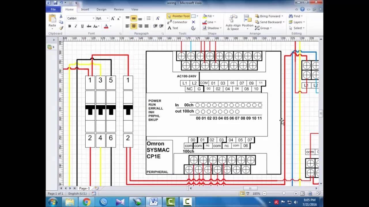 Wiring Diagram Plc Omron Bookingritzcarlton Info Diagram Wire Informative