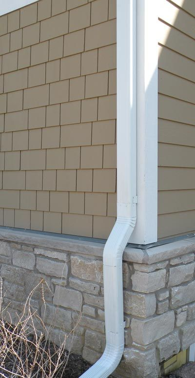 Installation And Service Seamless Gutters Hardscape Gutters