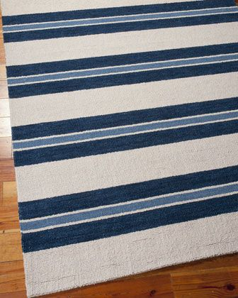 Harbour Stripe Rug By Barclay Butera Lifestyle At Horchow