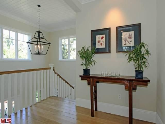 Upstairs Foyer Ideas : Upstairs foyer our new home