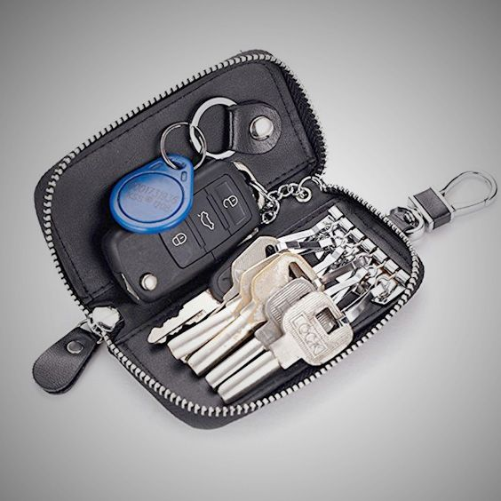 Grab These Best Keychain Wallet To Prevent Key Loss Thenewwallet