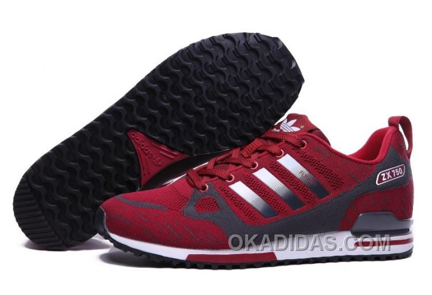 http://www.okadidas.com/mens-burgundy-metallic-grey-adidas-originals-zx-750-flyknit-shoes-online.html MEN'S BURGUNDY/METALLIC GREY ADIDAS ORIGINALS ZX 750 FLYKNIT SHOES ONLINE Only $80.00 , Free Shipping!