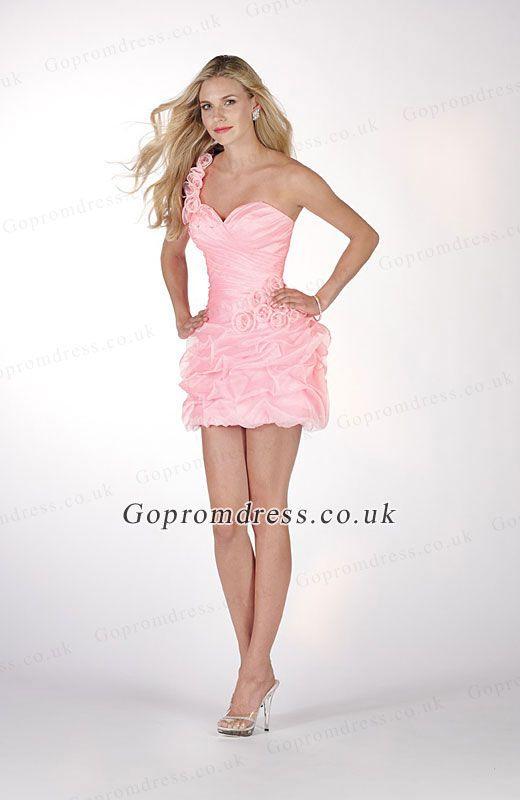 short prom dress | Wedding | Pinterest | Vestiditos