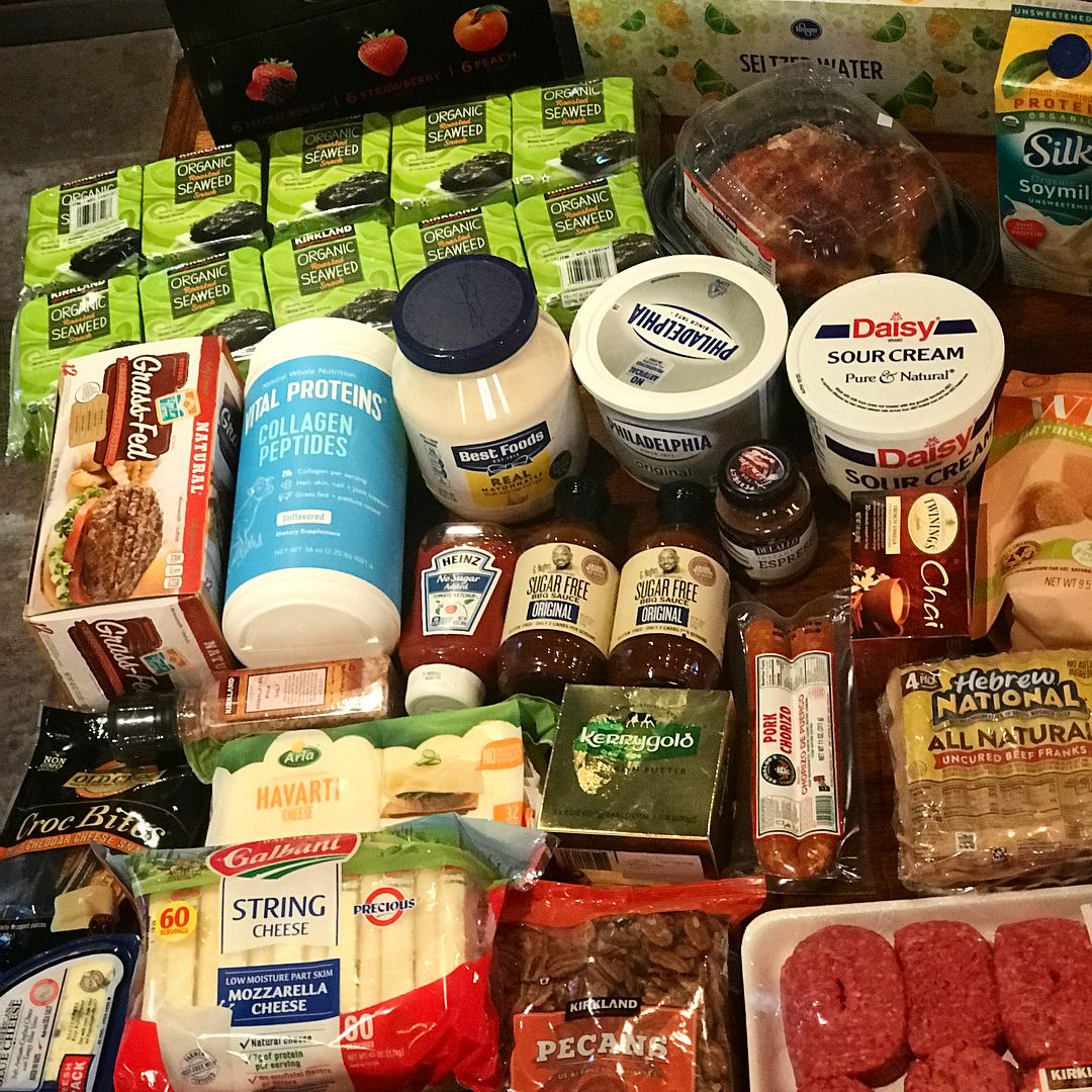 Keto Products At Costco