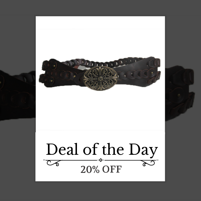 Today Only! 20% OFF this item. Follow us on Pinterest to be the first to see our exciting Daily Deals. Today's Product: Sale -  Curved Buckle Leather Belt Buy now: http://www.urbanforlife.com/products/curved-buckle-leather-belt?utm_source=Pinterest&utm_medium=Orangetwig_Marketing&utm_campaign=Daily%20Flash%20Sales #musthave #loveit #shop #shopping #onlineshopping #photooftheday #picoftheday #love #sale #dailydeal #dealoftheday #todayonly # #fashionstyle #womensfashion #womenswear…
